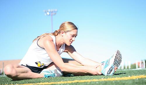 Träning-stretching